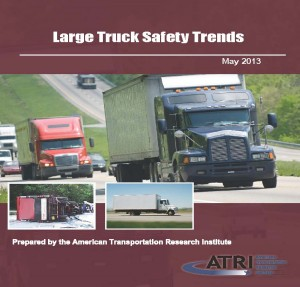 Large Truck Safety Trends Cover