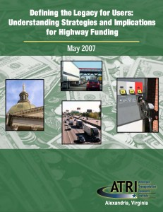 Highway Funding Analysiscover