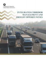 Integrated Corridor Management Primers