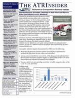 ATRInsider – March 2014 Vol. 10 Issue 1