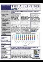 ATRInsider  - October 2011 Vol. 7 Issue 2