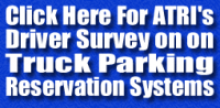 Over 800 Drivers Provide Input on Truck Parking Systems