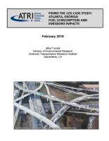 New ATRI Research Quantifies Impacts of Congestion on Fuel Consumption and Emissions