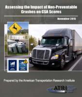New ATRI Research Quantifies Impact of Non-Preventable Crashes on CSA Scores