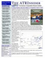 ATRInsider – June 2014 Vol. 10 Issue 2
