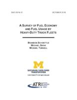 ATRI Releases Findings on Fleet Fuel Economy and Fuel Usage