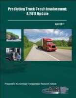 Predicting Truck Crash Involvement: A 2011 Update