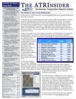 ATRInsider July 2018 – Vol. 14 Issue 2