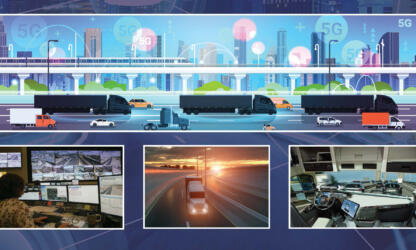 New Research Helps Redefine the Role of Government Actions on Autonomous Truck Testing