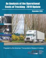 An Analysis of the Operational Costs of Trucking: 2019 Update