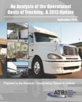 An Analysis of the Operational Costs of Trucking:  A 2013 Update