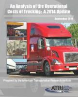 An Analysis of the Operational Costs of Trucking: A 2014 Update