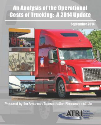 New ATRI Research Finds Industry's Operational Costs on the Rise Again