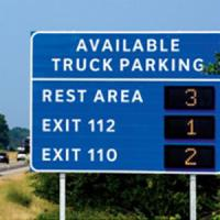 Truck Driver Input Needed on Truck Parking Information Systems