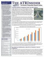 ATRInsider August 2017 – Vol. 13 Issue 1