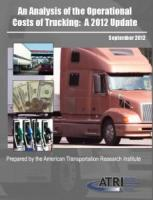 An Analysis of the Operational Costs of Trucking: A 2012 Update